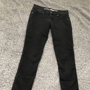 Selling these black jeans